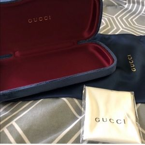 Gucci Eyeglass Case